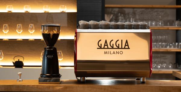 Gaggia Milano La Precisa voor aanzicht