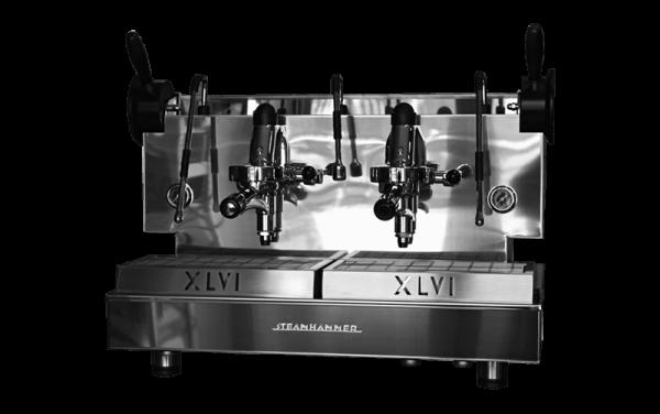 Steamhammer Leva 2 groep RVS zwart