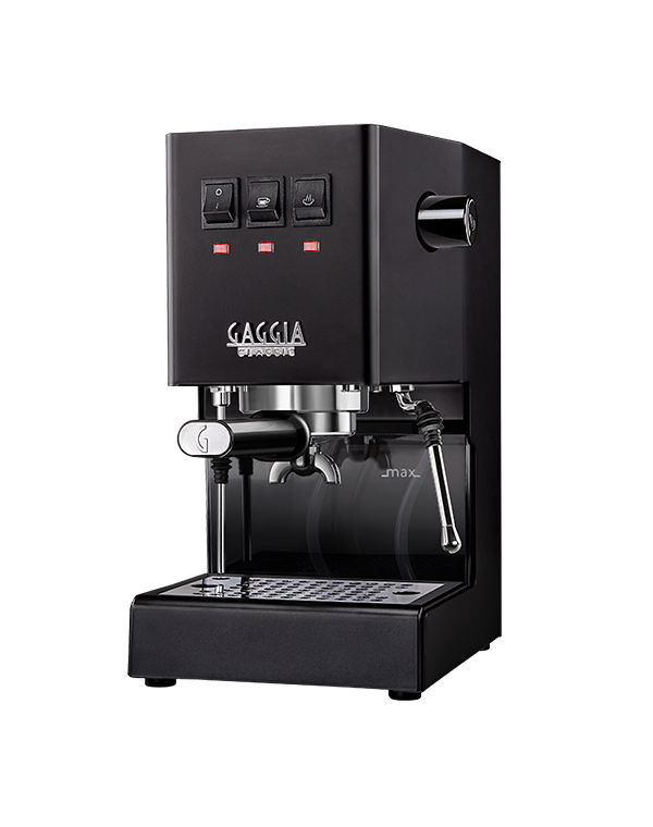 Gaggia Classic Pro Design zwart